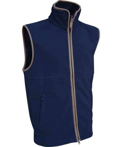 BANK HOLIDAY Mens Jack Pyke Countryman  Gilet - Navy