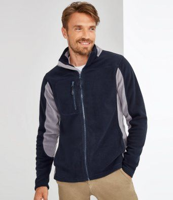 Mens Contrast SOL'S Fleece